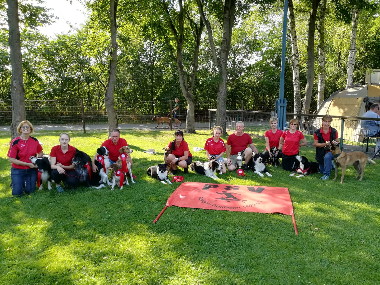 Landesmeisterschaft Rally Obedience 2019 (HSVRM)