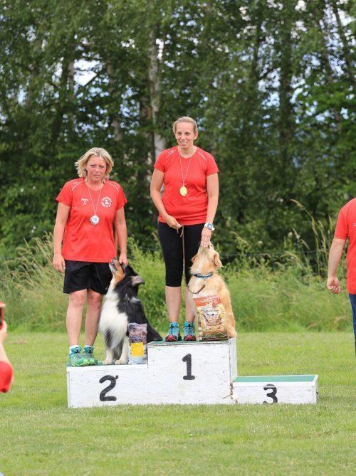 Landesmeisterschaft Turnierhundsport 2019 in Beselich (HSVRM)