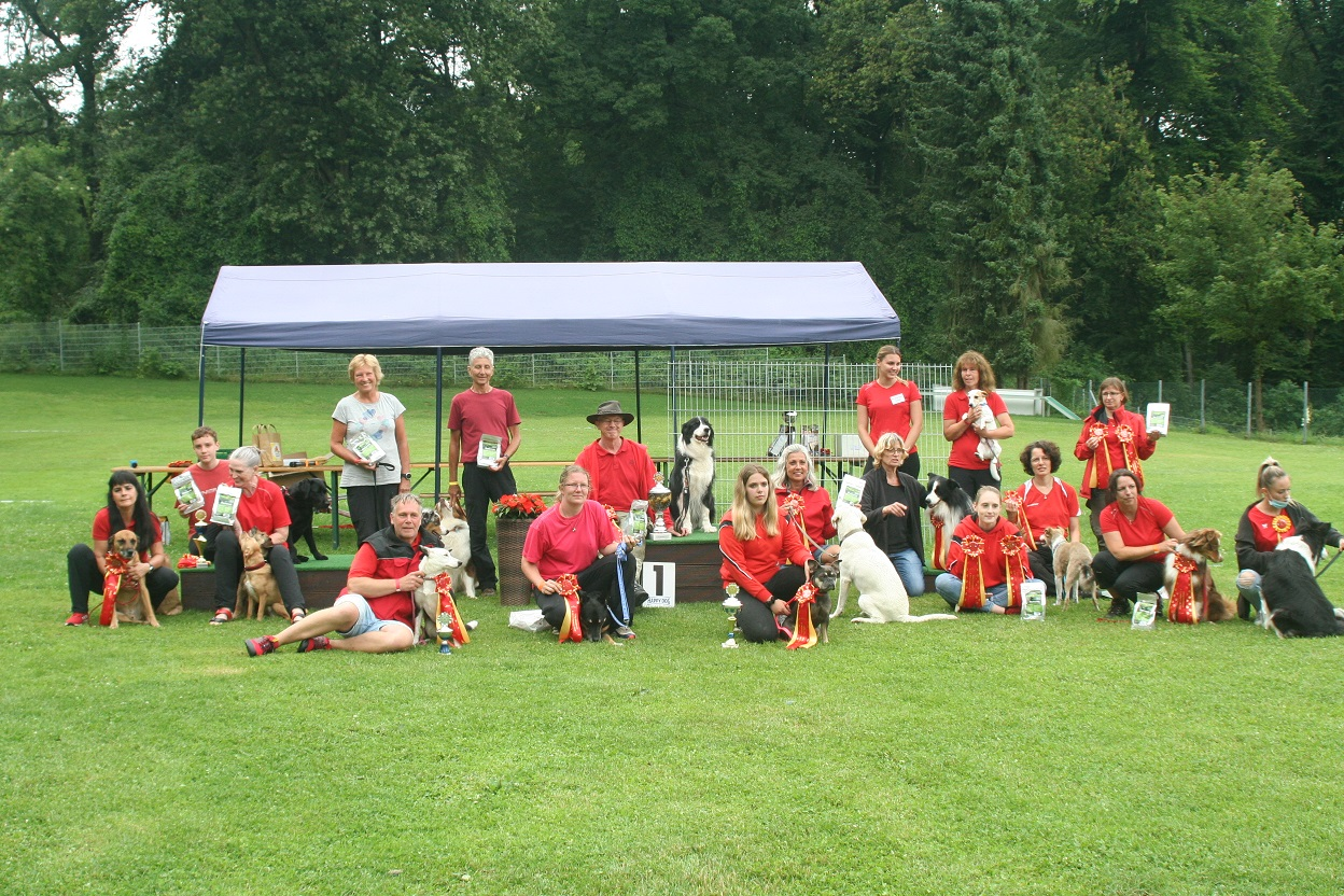 3. Rally Obedience Schelmencup